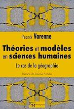 Télécharger le livre :  Théories et modèles en sciences humaines