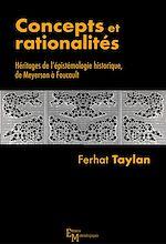 Télécharger le livre :  Concepts et rationalités