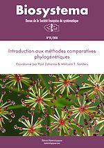 Télécharger le livre :  Biosystema : Introduction aux méthodes comparatives phylogénétiques - n°31/2018