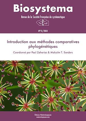 Téléchargez le livre :  Biosystema : Introduction aux méthodes comparatives phylogénétiques - n°31/2018
