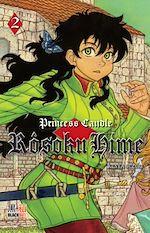 Télécharger le livre :  Princess Candle - Rôsoku Hime T02