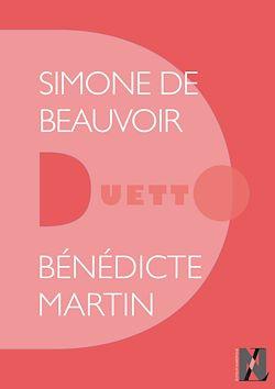 Téléchargez le livre numérique:  Simone de Beauvoir - Duetto