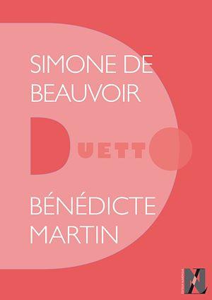 Téléchargez le livre :  Simone de Beauvoir - Duetto