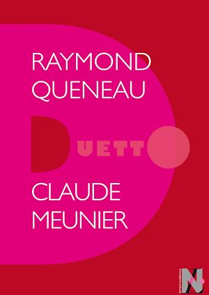 Téléchargez le livre :  Raymond Queneau - Duetto