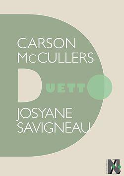 Téléchargez le livre numérique:  Carson McCullers - Duetto