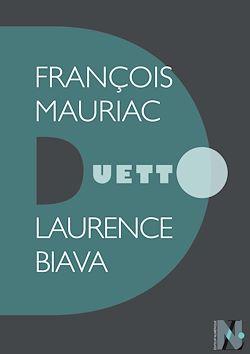 Téléchargez le livre numérique:  François Mauriac - Duetto