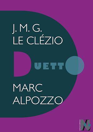 Téléchargez le livre :  J.M.G. Le Clézio - Duetto