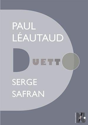 Téléchargez le livre :  Paul Léautaud - Duetto