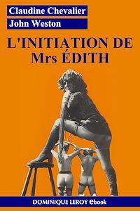 Télécharger le livre : L'Initiation de Mrs Édith