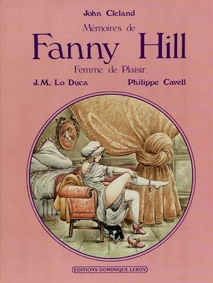 Téléchargez le livre :  Mémoires de Fanny Hill en BD
