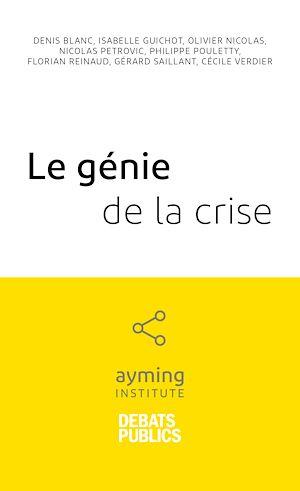 Téléchargez le livre :  Le génie de la crise - Ayming Institute n°6