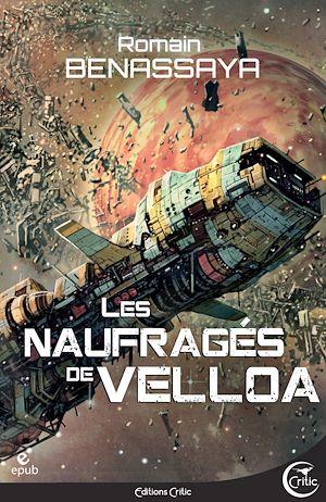 Téléchargez le livre :  Les Naufragés de Velloa