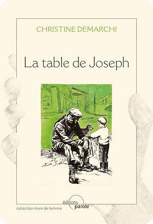 Téléchargez le livre :  La table de Joseph