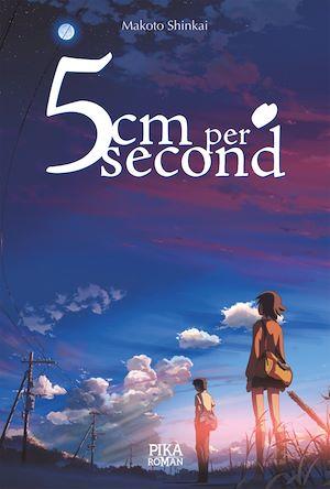 5cm per Second | Shinkai, Makoto. Auteur