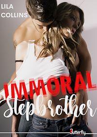 Télécharger le livre : Immoral Stepbrother