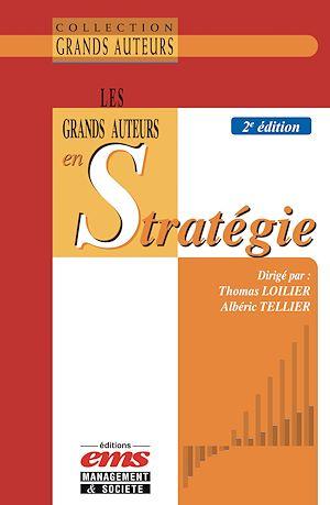 Téléchargez le livre :  Les grands auteurs en stratégie