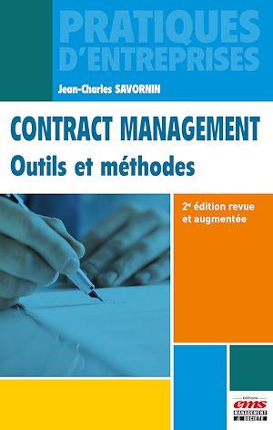 Téléchargez le livre :  Contract management - Outils et méthodes