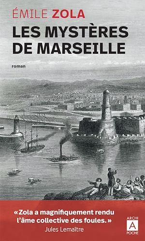 Téléchargez le livre :  Les mystères de Marseille