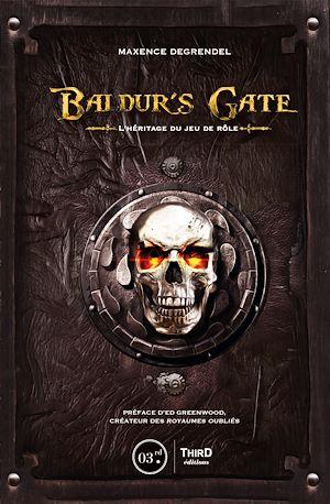 Téléchargez le livre :  Baldur's Gate