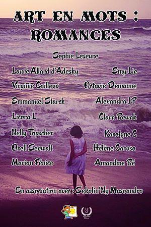 Téléchargez le livre :  Art en Mots : Romances