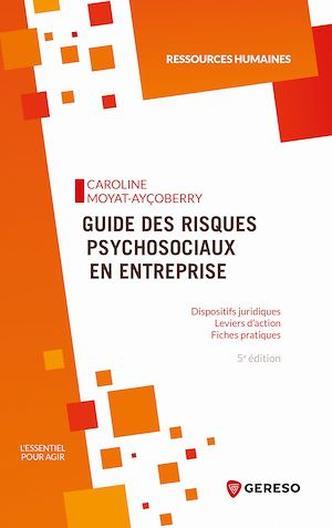 Téléchargez le livre :  Guide des risques psychosociaux en entreprise