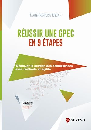 Téléchargez le livre :  Réussir une GPEC en 9 étapes
