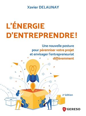 Téléchargez le livre :  L'énergie d'entreprendre !