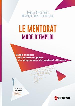 Téléchargez le livre :  Le mentorat mode d'emploi