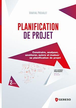 Téléchargez le livre :  Planification de projet