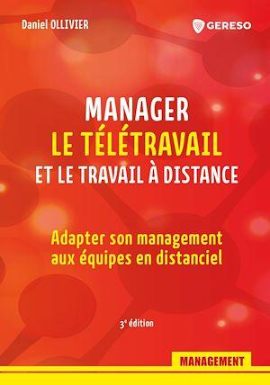 Téléchargez le livre :  Manager le télétravail et le travail à distance