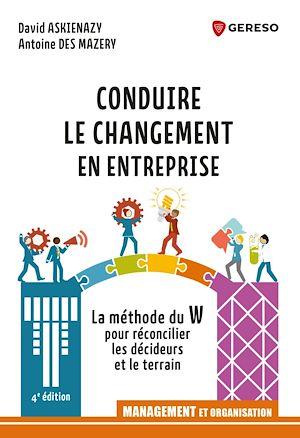 Téléchargez le livre :  Conduire le changement en entreprise