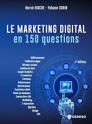 Téléchargez le livre :  Le marketing digital en 150 questions