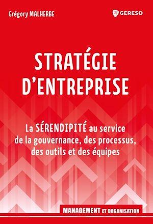 Téléchargez le livre :  Stratégie d'entreprise