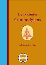 Télécharger le livre :  Deux contes cambodgiens