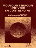 Télécharger le livre :  Mouloud Feraoun une voix en contrepoint