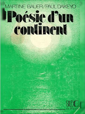 Téléchargez le livre :  Poésie d'un continent