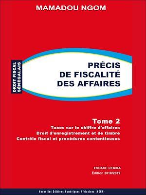 Téléchargez le livre :  Précis de fiscalité des affaires - Tome 2