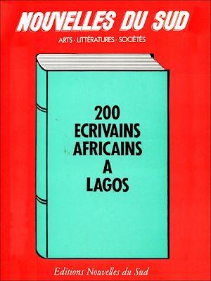 Téléchargez le livre :  200 écrivains africains à Lagos