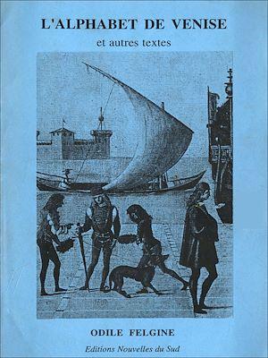 Téléchargez le livre :  L'alphabet de Venise