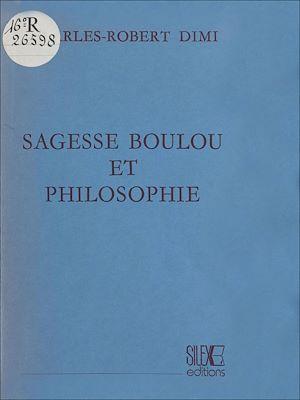 Téléchargez le livre :  Sagesse boulou et philosophie