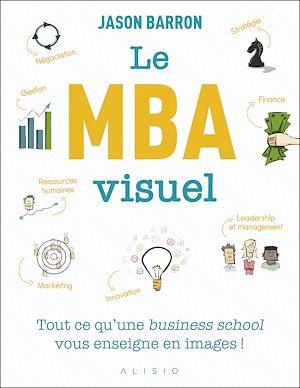 Téléchargez le livre :  Le MBA visuel