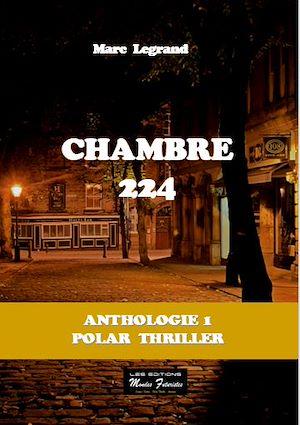 Téléchargez le livre :  Chambre 224