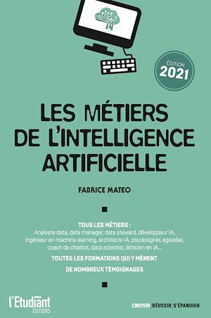 Téléchargez le livre :  Les métiers de l'Intelligence Artificielle