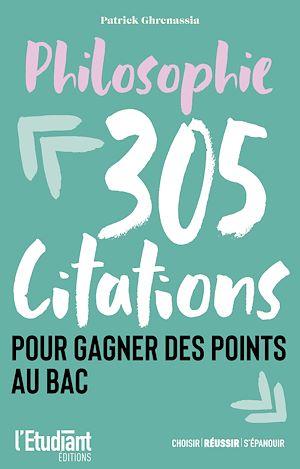Téléchargez le livre :  Philosophie - 305 citations pour gagner des points au bac