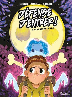 Téléchargez le livre :  Défense d'entrer! BD T02