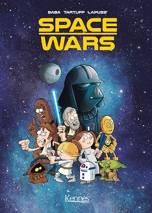 Téléchargez le livre :  Space Wars - Chapitre 2