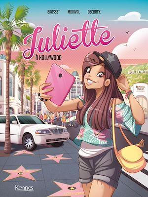 Téléchargez le livre :  Juliette à Hollywood BD T04