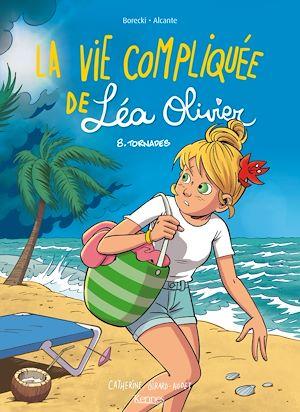 Téléchargez le livre :  La Vie compliquée de Léa Olivier BD T08