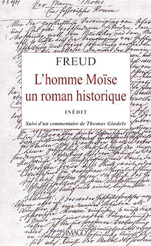 Téléchargez le livre :  L'homme Moïse, un roman historique