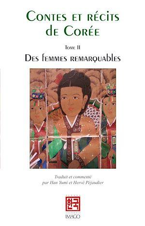 Téléchargez le livre :  Contes et récits de Corée - Tome II